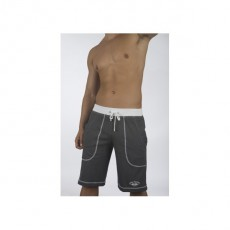 ES COLLECTION - BERMUDA SPORT GRIS - 164 ATHLETIC LONG