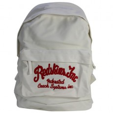 REDSKINS - SAC A DOS NEW FASHION BLANC
