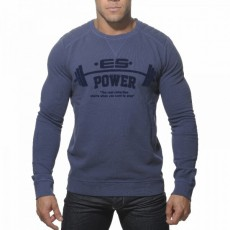 ES - SP040 SWEAT COTON NAVY