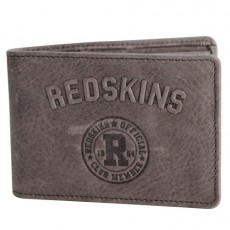 REDSKINS - PORTE CARTES R-UP TAUPE