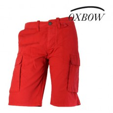 OXBOW - SHORT COTON ROUGE PIMENT GOELO