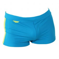 DIESEL - BOXER DE BAIN CHINO TURQUOISE