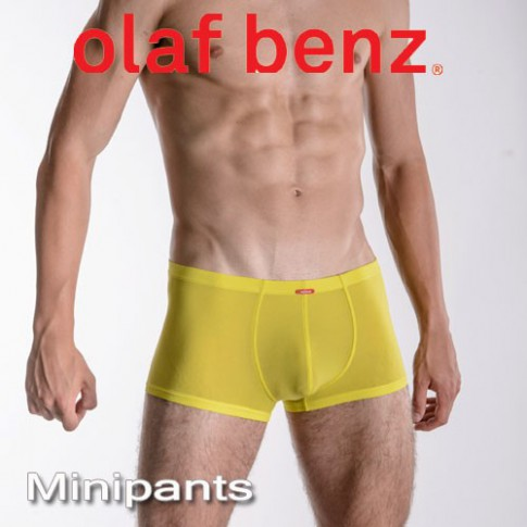 OLAF BENZ - STRING RED1379 MINIPANTS VITAMIN