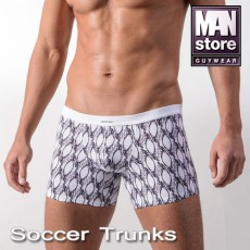 OLAF BENZ - BOXER M325 SOCCER TRUNKS BLANC