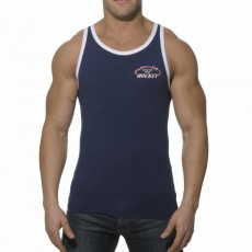 ADDICTED - AD174 DEBARDEUR SPORT HOCKEY NAVY
