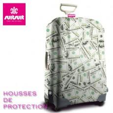 SUIT SUIT - HOUSSE DE PROTECTION VALISE - DOLLAR