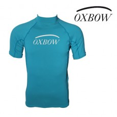 OXBOW - TOP LYCRA DE SURF TURQUOISE