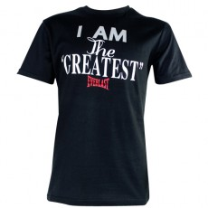 EVERLAST - TEE SHIRT GREATEST NOIR