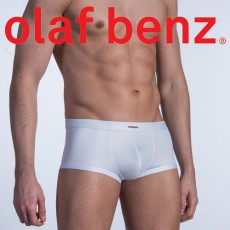OLAF BENZ - BOXER RED1384 NEOPANTS BLANC