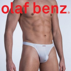 OLAF BENZ - STRING RED1384 MINISTRING BLANC