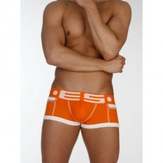 ES BOXER TYPE JEANS ORANGE
