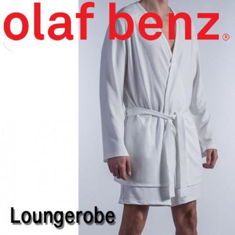 OLAF BENZ - LOUNGEROBE - PEARL1402 - BLANC