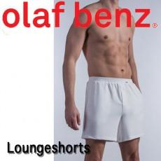 OLAF BENZ - LOUNGESHORTS - PEARL1402 - BLANC