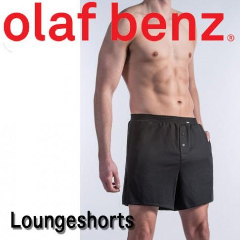 OLAF BENZ - LOUNGESHORTS - PEARL1402 - NOIR