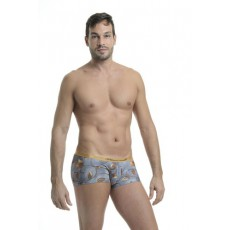 L'HOMME INVISIBLE - MAJESTIQUE PUSH UP HIPSTER GRIS