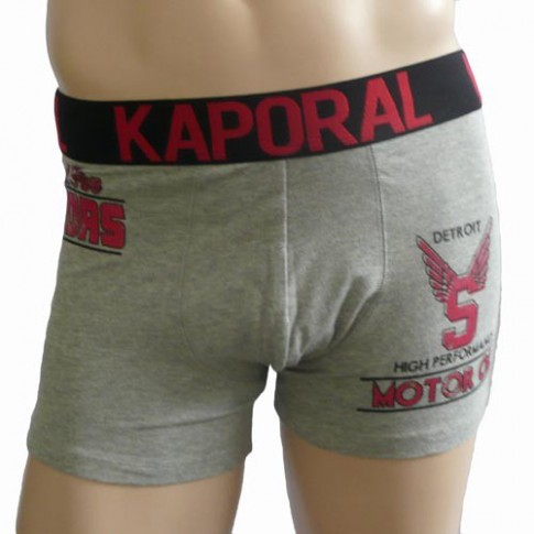 Boxer shorty KAPORAL FIVE MOTORS GRIS