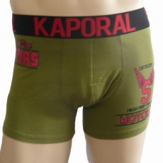 Boxer shorty KAPORAL FIVE MOTORS KAKI