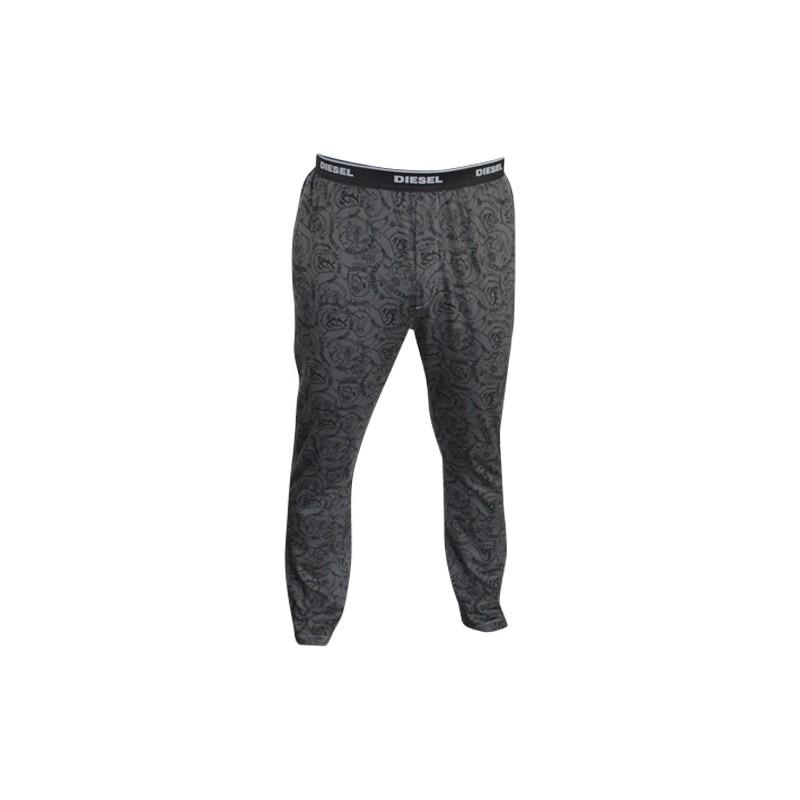 pantalon d interieur a motifs gris anthracite diesel. Black Bedroom Furniture Sets. Home Design Ideas