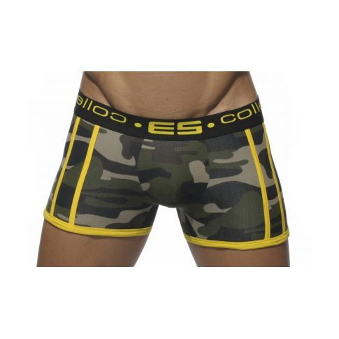 BOXER UN103 CAMOUFLAGE BASIC MID THINGH
