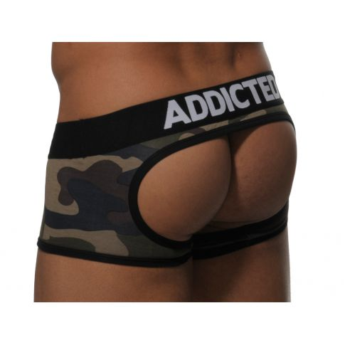 BOXER JOCK AD20 CAMOUFLAGE  ADDICTED