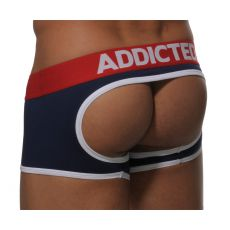 BOXER JOCK AD20 NAVY ADDICTED