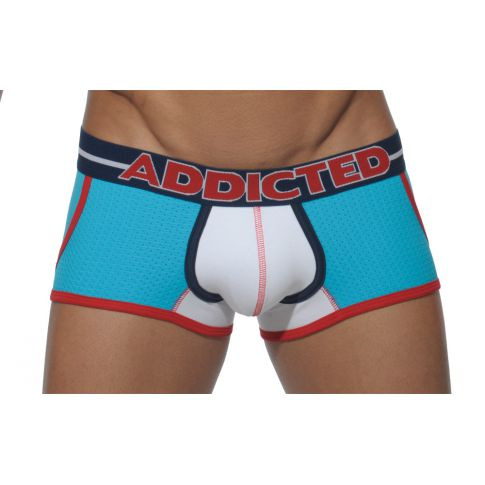 BOXER TURQUOISE AD245 BORN FREE ADDICTED