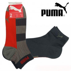 PUMA CHAUSSETTES SPORTLIFESTYLE QUARTER COLORED SOLE