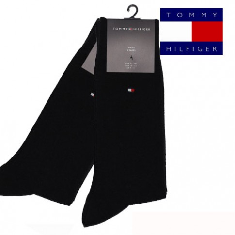 CHAUSSETTES PACK 2 PAIRES UNIS TOMMY HILFIGER