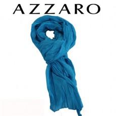 AZZARO - ECHARPE / CHECHE UNI TURQUOISE