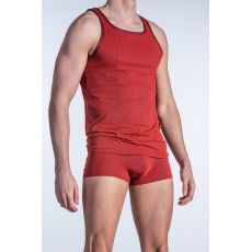 DEBARDEUR ROUGE  CARRESHIRT - RED1426 - OLAF BENZ