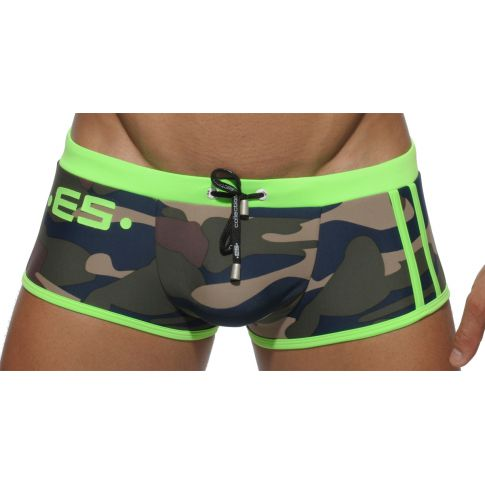 MAILLOT DE BAIN 1555 EUROPE CAMOUFLAGE - ES COLLECTION