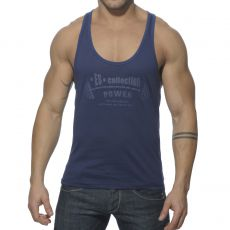 DEBARDEUR NAVY POWER GYM TS077 - ES COLLECTION