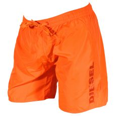 SHORT DE BAIN MARKRED ORANGE FLUO - DIESEL