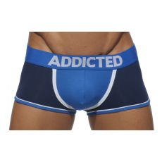 BOXER NAVY DOUBLE BINDING AD275 - ADDICTED