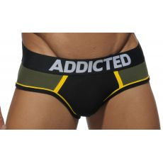 SLIP KAKI DOUBLE BINDING AD274 - ADDICTED