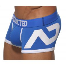 BOXER BLEU SURF AD LOGO PUSH UP AD156 - ADDICTED