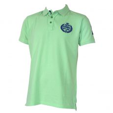 POLO HOMME SPANNE FLASH GREEN - KAPORAL
