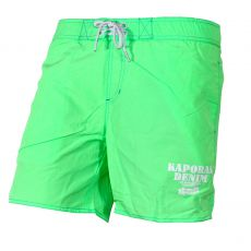 SHORT DE BAIN SEALE FLASH VERT - KAPORAL