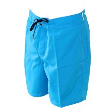 SHORT DE BAIN LONG BOARD  TURQUOISE TURCHESE- GUESS