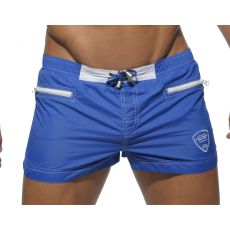 SHORT DE BAIN BLEU ROYAL PARADEPLATZ - ES COLLECTION