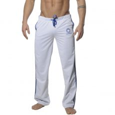 PANTALON SPORT AIRMESH BLANC  AD211 - ADDICTED