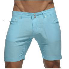 BERMUDA TURQUOISE KNEE LENGTH AD247 - ADDICTED