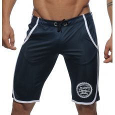 SHORT LONG DE SPORT CASUAL NAVY - ES COLLECTION