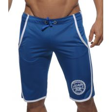 SHORT DE SPORT LONG CASUAL BLEU ROYAL - ES COLLECTION