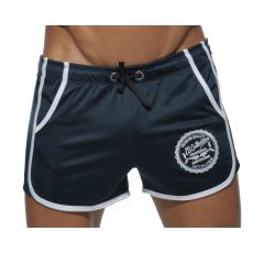SHORT DE SPORT COURT CASUAL NAVY SP064 - ES COLLECTION