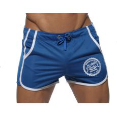 SHORT DE SPORT COURT CASUAL BLEU ROYAL SP064 - ES COLLECTION