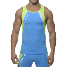 DEBARDEUR RUNNING BLEU SURF SP042 - ES COLLECTION