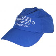 CASQUETTE BASEBALL BLEU CAP02 - ES COLLECTION