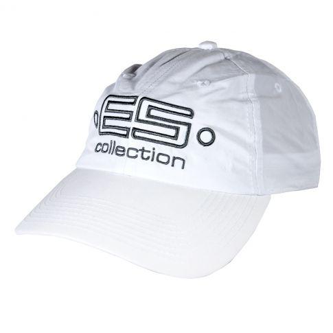 CASQUETTE BASEBALL BLANC  CAP02 - ES COLLECTION