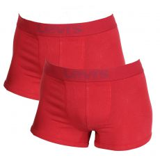 BOXER HOMME LOT DE 2 ROUGE - LEVIS